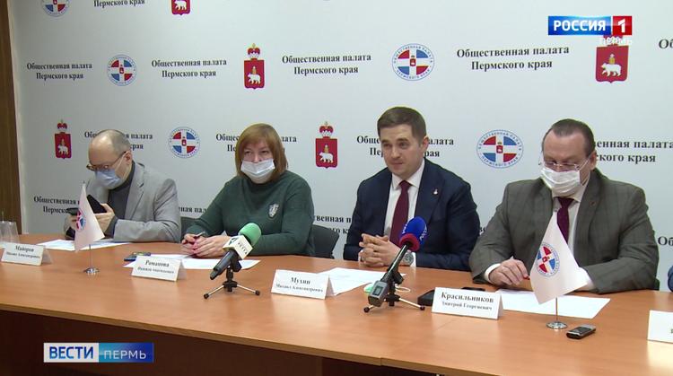 В Прикамье создан общественный штаб по наблюдению за голосованием
